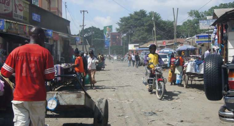 Explore Arusha town with us