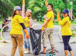Trash Hero Cleanups Thailand