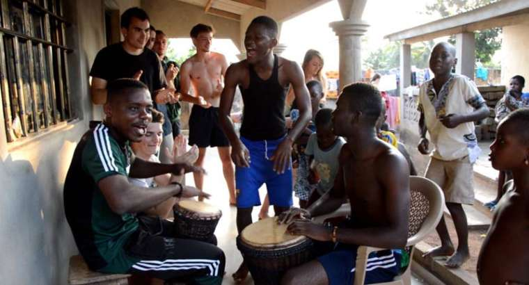 AHSP Togo – All together for a cultural exchange