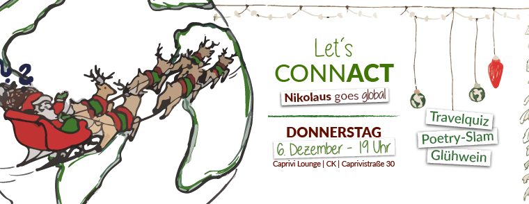 Let´s ConnAct – Nikolaus goes lokal!